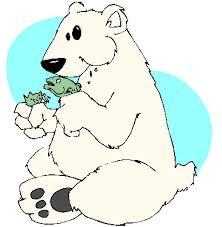 polar bear clip art children free clipart images 3 clipartix