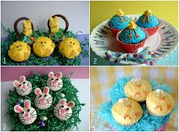 Easter Cupcakes Decorations by Easter Round Up Dinner Dessert Decorations And More Hoosier