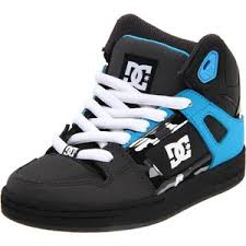 kid shoes dc kids rebound skate shoe kid big kid