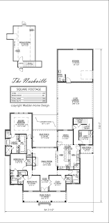 Madden Home Design The Nashville - Madden home designs