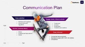 free ppt templates for ngo case study communication plan slide design slidemodel
