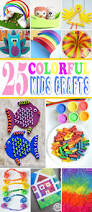25 colorful kids craft ideas craft activities and kid activities