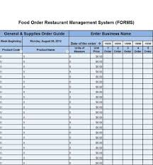 Inventory Spreadsheet Free Food Cost Inventory Spreadsheet And Food Inventory Spreadsheet