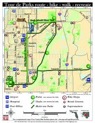 Fort Myers Florida Map by Bikewalklee Blog Bwl Column Bike Trips Offers Fun Challenge At