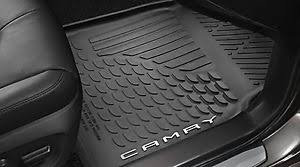 toyota camry oem floor mats oem 2018 toyota camry all weather floor mats liners pt908