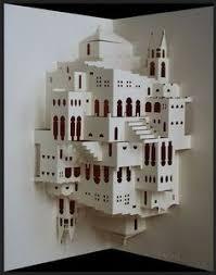Ingrid Siliakus Ingrid Siliakus U0027 Paper Architecture Paper Architecture Kirigami