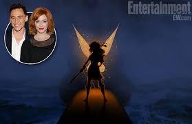 pirate fairy u0027 christina hendricks tom hiddleston tinkerbell