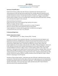 Logistics Resume Summary Jpa Resume Summary Of Qualifications Chop V4