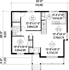 country style house plan 2 beds 1 00 baths 895 sq ft plan 25 4458