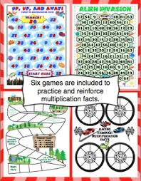 multiplication facts mastery in 10 days by math mojo tpt