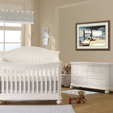 2 Piece Nursery Furniture Sets by Sorelle Finley 2 Piece Nursery Set Crib And Double Dresser