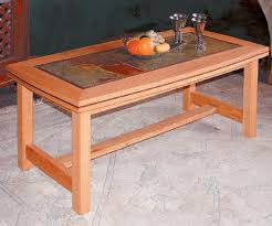 Slate Top Coffee Table Slate Top Coffee Table Canadian Woodworking Magazine