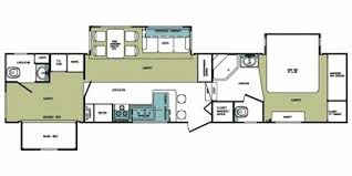 cardinal rv floor plans 2008 forest river cardinal le 36 2bh trailer reviews prices and