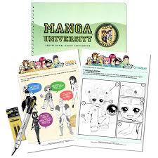 how to draw manga tutorials u2013 manga university campus store