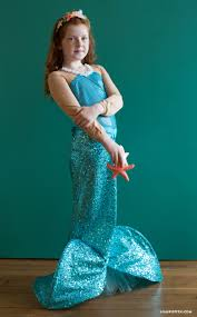 mermaid costume diy mermaid costume lia griffith