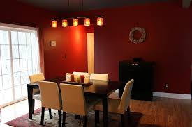 Dining Room Color Schemes by Painting Your Dining Room Red Red Dining Room Beforethe Color You