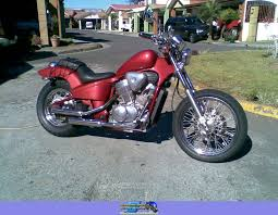 honda vt 600 streetbike rider picture website
