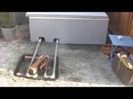 Wood Fired Bathtub Diy 100 Eco Tub Youtube
