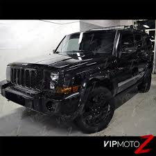 1970 jeep commander 2006 2010 jeep commander suv black amber front left right