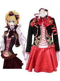 vocaloid hatsune miku anime cosplay halloween costume nc885