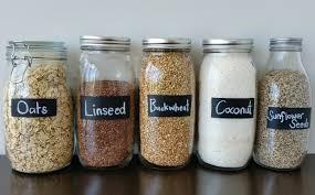 bocaux decoration cuisine 1001 idées innovantes pour que faire avec des pots en verre