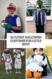 Cute Boy Halloween Costumes 26 Cutest Halloween Costumes Boys Styleoholic