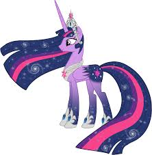 image twilight sparkle alicorn pony by artist unicorn9927 png