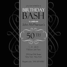 8 best 50th birthday invitations images on pinterest 50th