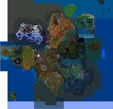 World Of Warcraft Maps by Azeroth Map Insane Resolution World Of Warcraft Forums