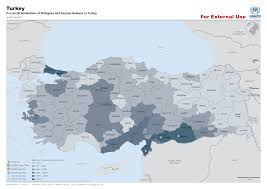 Greece Turkey Map by Crisis Analysis Of Turkey Acaps