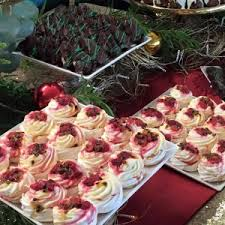 christmas dessert buffet christmas is coming to town regnier cakes