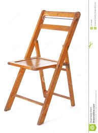Vintage Outdoor Folding Chairs Retro Wooden Folding Chair Royalty Free Stock Photo Image 13174945