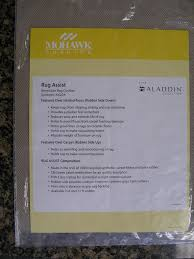 Cushion Rugs Amazon Com 6x6 Authentic Mohawk Cushion Rug Assist Ii Area Rug