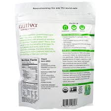 nutiva organic superseed blend with coconut 10 oz 283 g