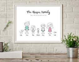 family gifts etsy