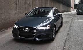 audi a6 ride quality 2012 audi a6 3 0t quattro test reviews car and driver