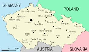 map germany austria germany austria and slovakia decided today to reinstate their
