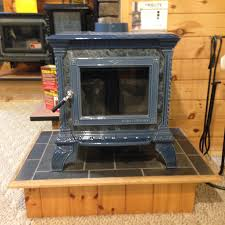 cozy cabin stove u0026 fireplace shop hearthstone tribute used wood