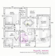 Kerala Home Design Low Cost Download 2 Bedroom Kerala House Plans Free Buybrinkhomes Com