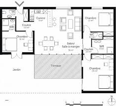 plans maison plain pied 3 chambres chambre unique plan maison 90m2 3 chambres hd wallpaper photographs