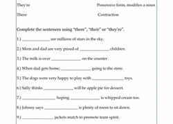 apostrophes worksheets education com