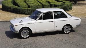 toyota corolla 68 this week in 1968 toyota corolla begins u s sales autoweek