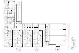 apartment complex floor plans woods bagot designs brick and concrete apartment complex in melbourne