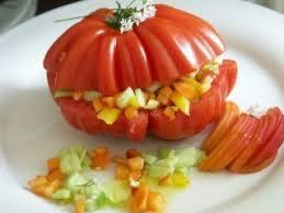cuisiner coeur de boeuf tomates coeur de boeuf recette ptitchef