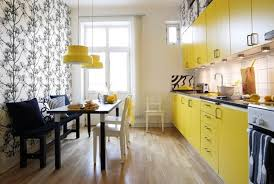 modern kitchen wallpaper ideas 15 charminng kitchens with floral wallpaper rilane