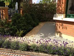 Pinterest Garden Design by Images About Small Front Garden Design And Bin Storage On