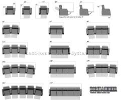 Couch Depth Elite Home Theater Seating Cuddle Couch 9 Best Home Theater