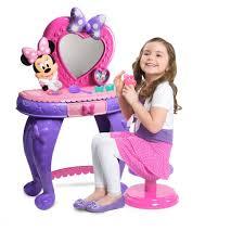 Makeup Vanity For Teens Bedroom Little Girls Vanity Dress Up Vanity Girls Desk Vanity