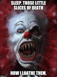 Creepy Clown Meme - evil clown meme generator imgflip