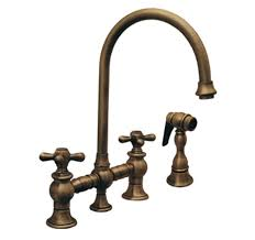 whitehaus kitchen faucet brushed nickel whitehaus collection pull faucets wh2070028 bn